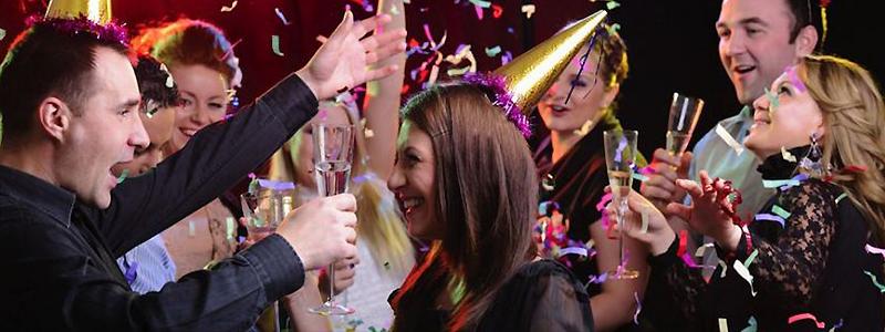 40-årsfest, dekoration & festtillbehör