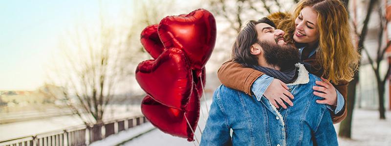 alla hjärtans dag, dekoration, present, nallebjörn, ballonger