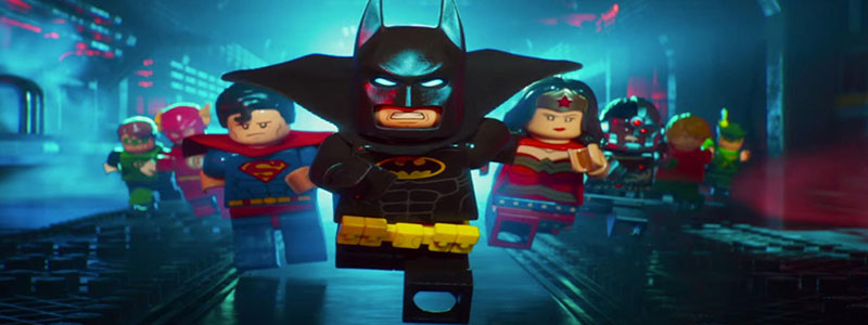 Lego Batman Barnkalas