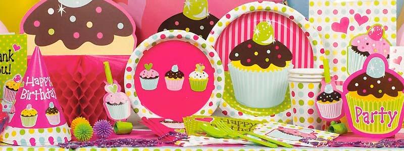 Cupcake Barnkalas