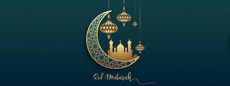 Eid - Dekoration och Dukning