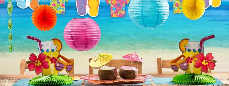 Hawaii & Tropisk Temafest