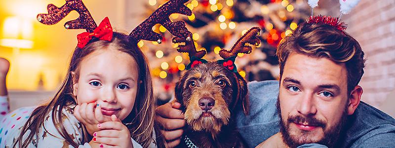 Juldekoration och Juldräkter