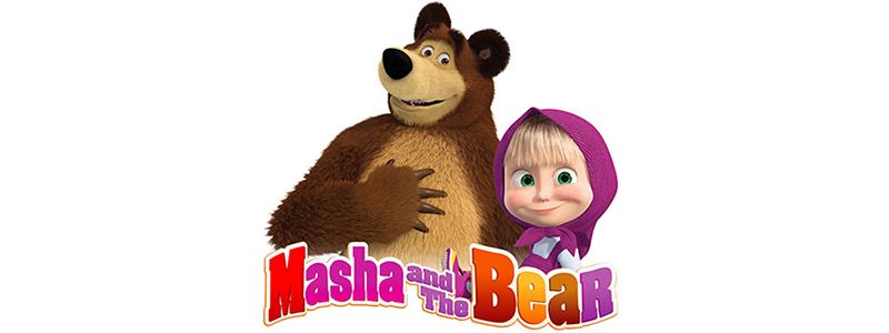 Masha och Björnen Barnkalas