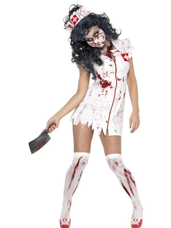 Zombie klänning