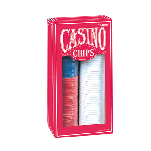 Poker Chips  - 150st