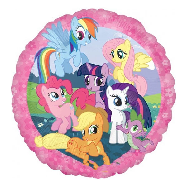 My Little Pony Folieballong