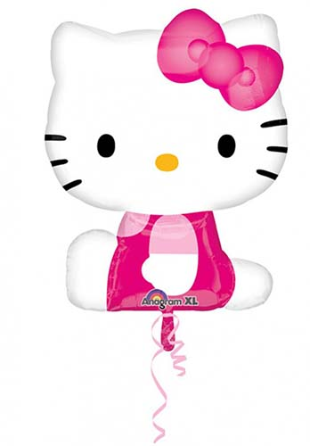 Hello Kitty Folieballong
