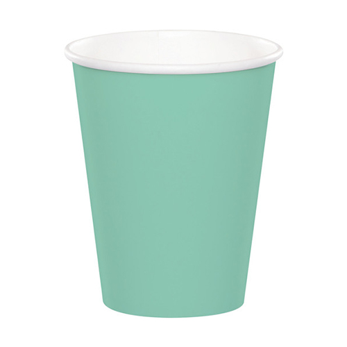 Pappersmugg Mint - 8st, 266ml