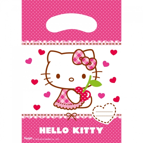 Godispåse Hello Kitty - 6st
