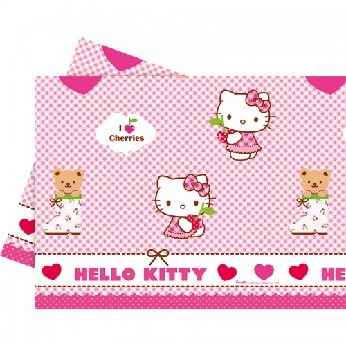 Bordsduk Hello Kitty - 120x180cm