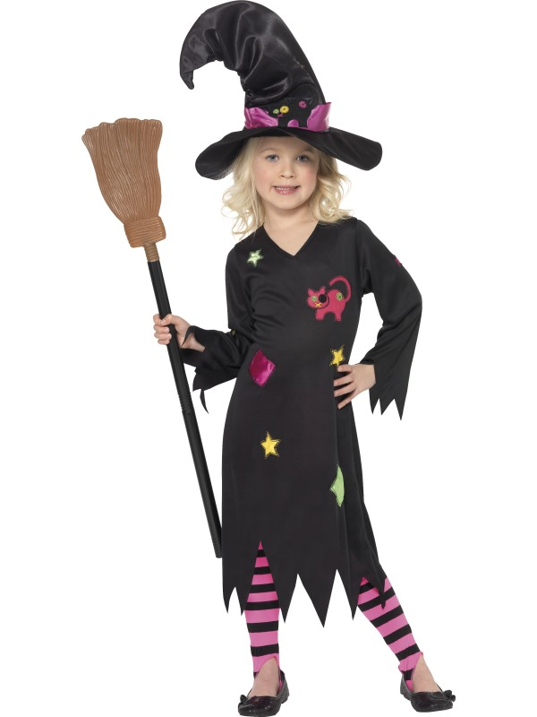 halloween dräkt häxa