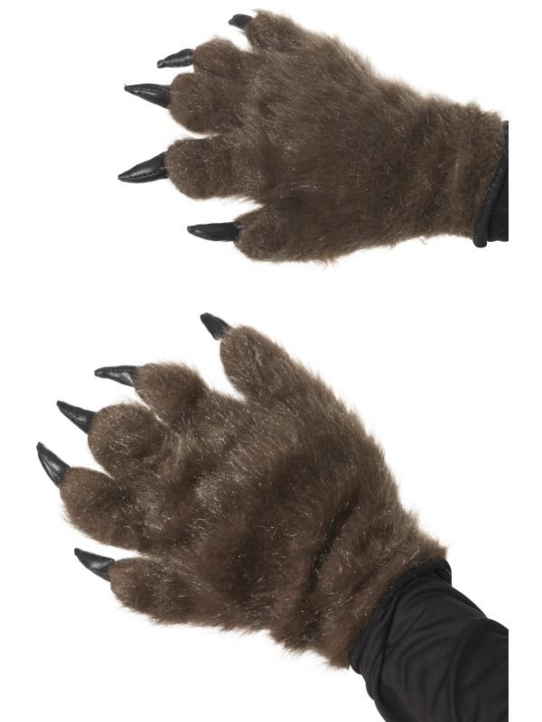 Håriga Monster Händer d6888b4d1515a