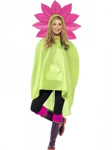 Blomma Party Poncho / Regnponcho