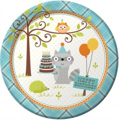 1-årskalas Happi Woodland