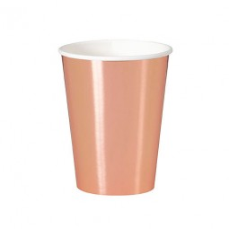 Muggar Roséguld Metallic - 8st, 355ml